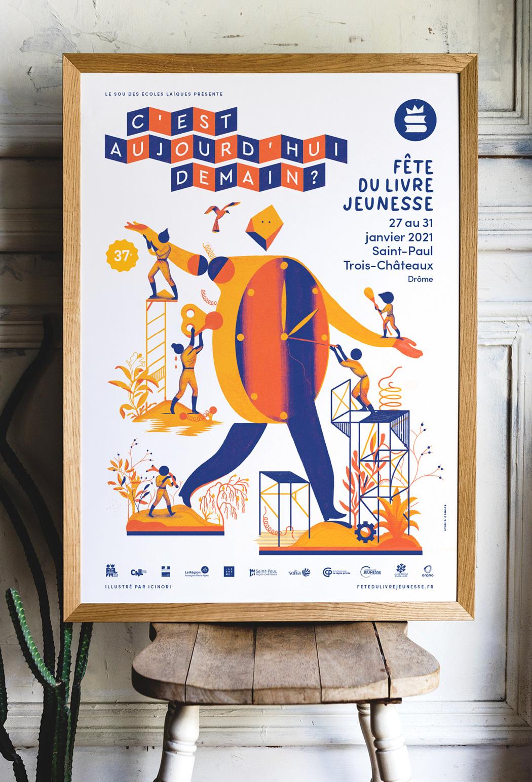 Fete-du-livre-jeunesse_affiche-2021©-Studio-Cosmos